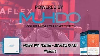 MUHDO DNA test - my Results!