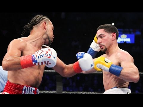 KEITH THURMAN VS. DANNY GARCIA FULL FIGHT AFTERMATH; THURMAN DOMINATES IN SPLIT DECISION WIN