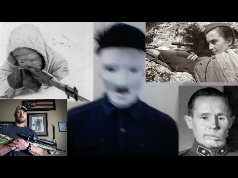 Los 5 soldados mas letales de la historia de la humanidad