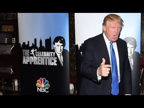 "Greedy Trump Won't Give Up ""The Apprentice"""