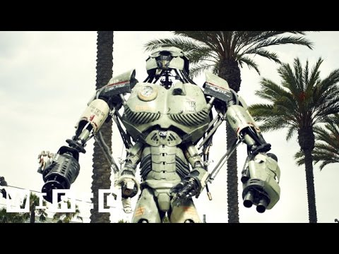 How To Build Giant Robot Mech Think Big