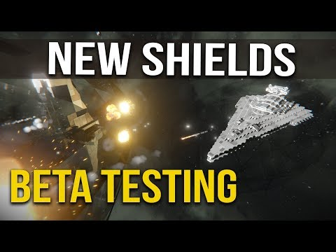 Space Engineers - New Shield Mod!