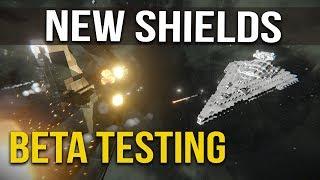 Space Engineers - New Shield Mod!
