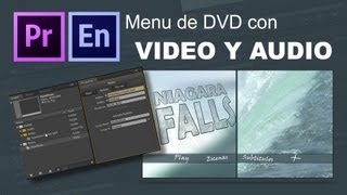 Como poner Audio y Video en el Menu del DVD en Encore(En este tutorial veras como poner audio y video fácilmente en un menú de DVD en Adobe Encore. Musica usada para este tutorial: Coldplay - Viva La Vida ..., 2013-08-05T02:36:21.000Z)