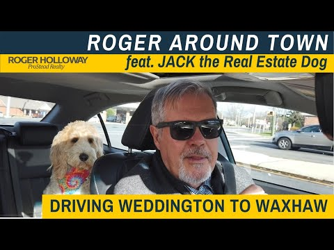 Driving Weddington To Waxhaw [Roger Around Town]