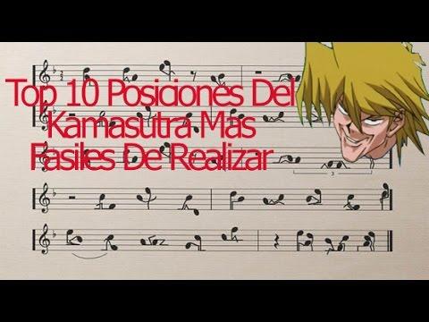 Top 10 Posiciones Del Kamasutra Mas Faciles De Realizar  YouTube