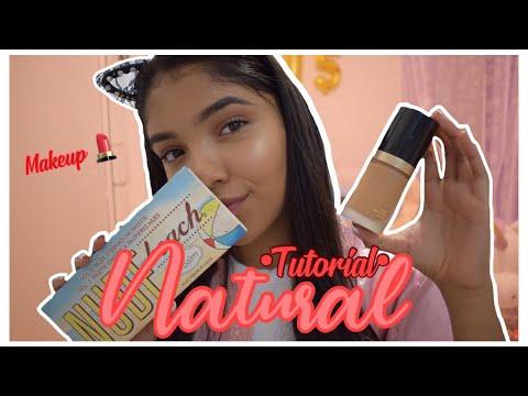 NATURAL MAKEUP-MAQUILLAJE NATURAL (TUTORIAL)/ MARI URIBE