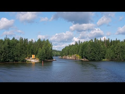 The Saimaa canal guide - Gulf of Finland to Lake Saimaa