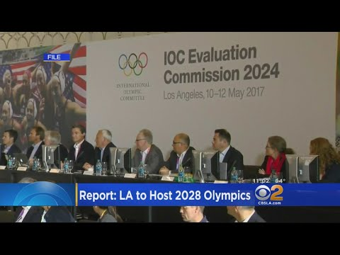 LA 2024 Reaches Deal With IOC To Bring Back Olympics In 2028
