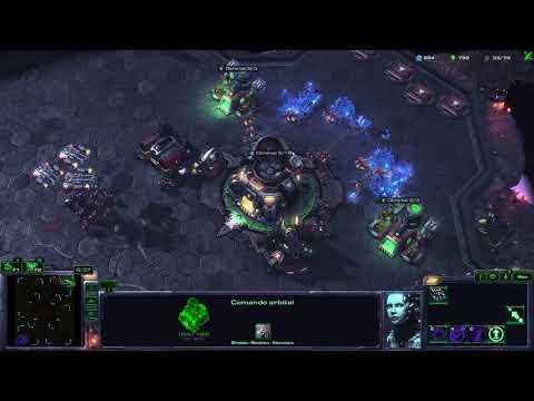 StarCraft II paliza y trucos para ganar rapidamente
