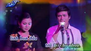 karaoke huong sau rieng muon dhl le sang