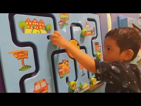 Mainan Anak ~ Cari Jalan Pulang Ke Rumah Dari Sekolah ~ Zefanya Oyanio