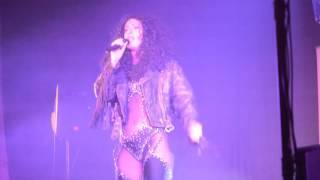 Stacy as Cher- Dead Ringer For Love