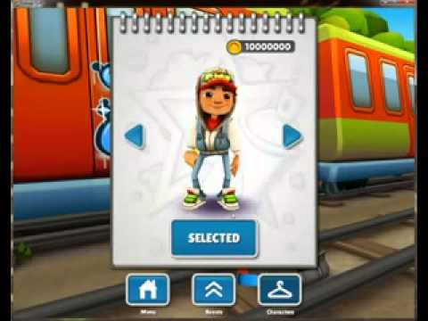 how to play subway surfers on computer