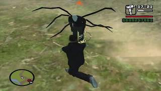 GTA San Andreas CJ Kill SlenderMan