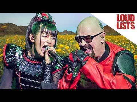 Top 10 Happiest Metal Songs