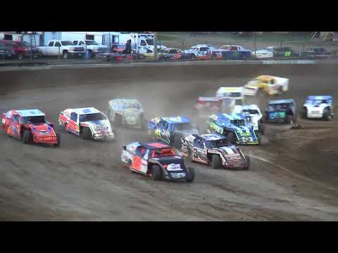 IMCA Sport Mod feature Independence Motor Speedway 5/5/18