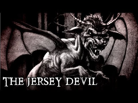 """The Jersey Devil"" Urban Legend Profile"