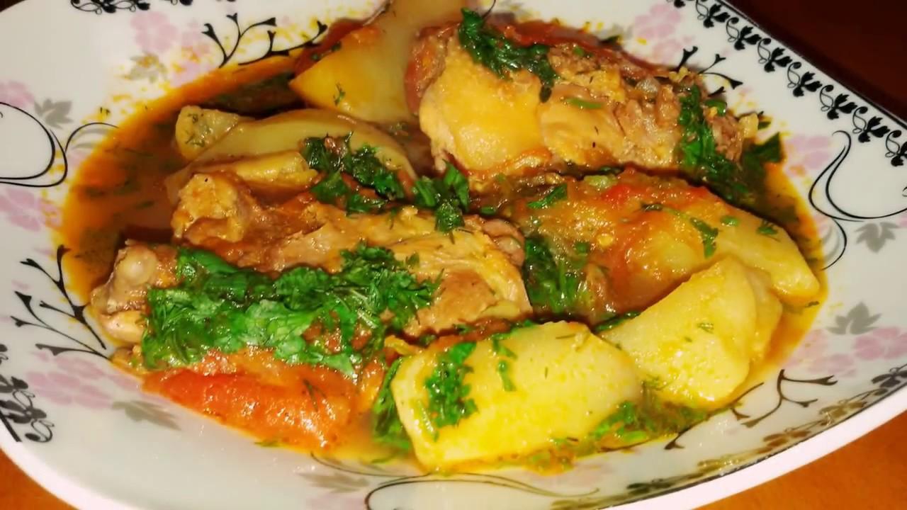 Azeri Yemeği Bozbaş Yapılışı Videosu