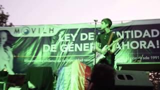 Namuel - Él Me Da Vida (En vivo #MarchaPorLaIgualdad)
