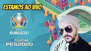eFootball PES 2020 - Myclub #179 - Atualização UEFA EURO National Teams