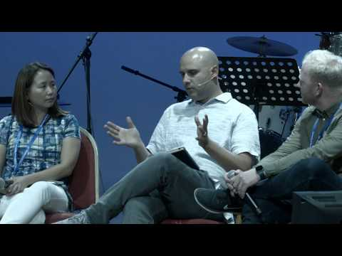 UofN Workshop 2017 Session 07 - Q&A with Skye Jethani