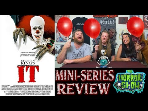"Stephen King's ""IT"" 1990 Horror TV Miniseries Review – The Horror Show"