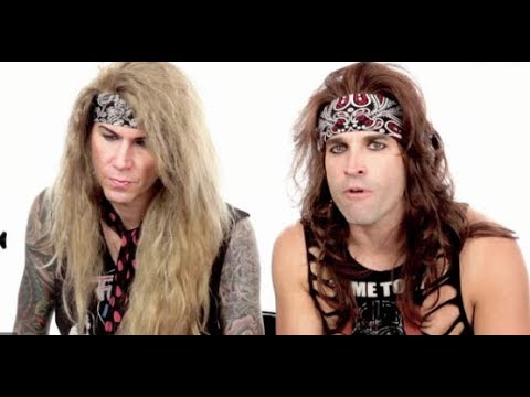Steel Panther Destroys Motley Crue With Amazing Comeback
