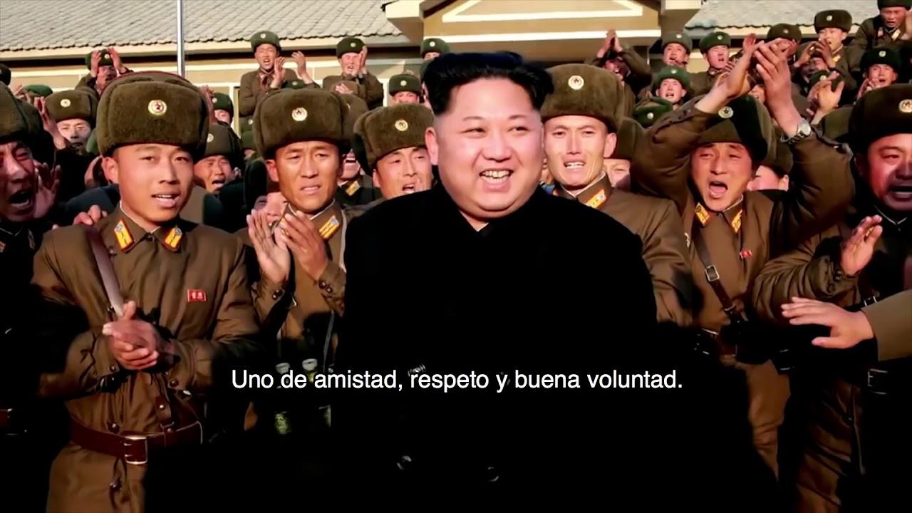 El trailer que TRUMP mostró a Kim Jong Un (SUBTÍTULOS EN ESPAÑOL, STORYTELLING EJEMPLO)