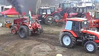 Traktorhúzás
