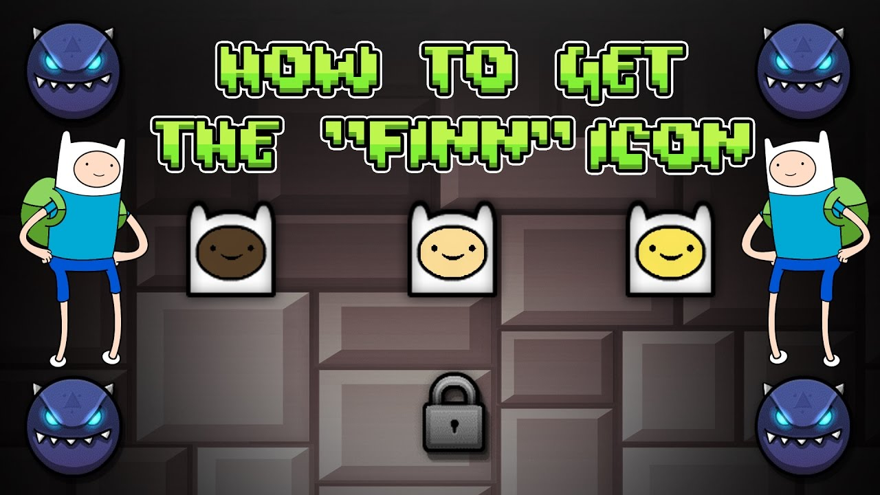 How To Get The Cat Icon In Geometry Dash