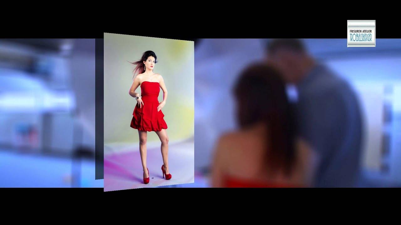 Frisuren Atelier Trobelsberger Tv Fotoshooting Blitzlicht Model Traum