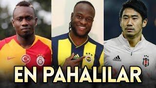2019'DA EN PAHALI 15 TRANSFER 🔥 • Süper Lig Transferleri  ᴴᴰ