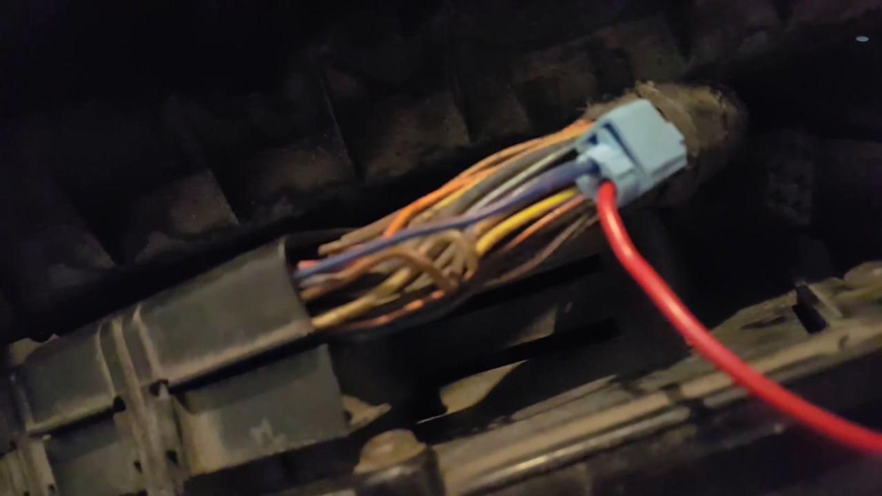 jeep cherokee xj obd i fan override switch [ 1280 x 720 Pixel ]