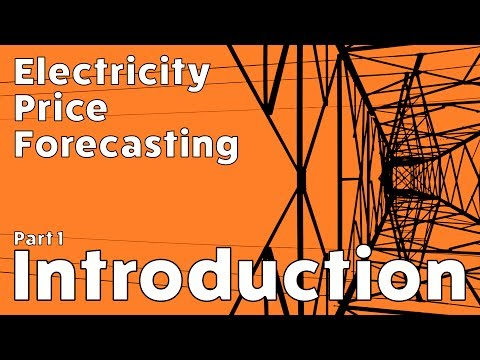 An Introduction to Electricity Price Forecasting