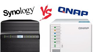 Synology DS418j vs  QNAP TS-351 NAS - Budget Friendly RAID 5 NAS Comparison