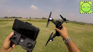 Drone con GPS y motores Brushed CSJ S167 GPS 4K | DRONEPEDIA