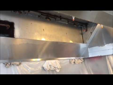 Kitchen Hood Cleaning For Restaurant In Lincoln RI - Service In MA - CT - RI