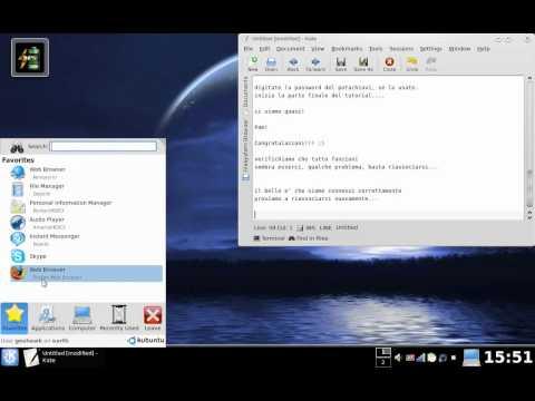 Configurazione wireless al Politecnico di Milano su kubuntu/ubuntu