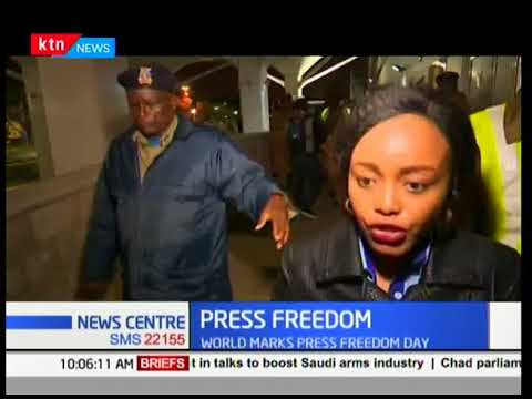 Kenya joins the world in marking the world press freedom day