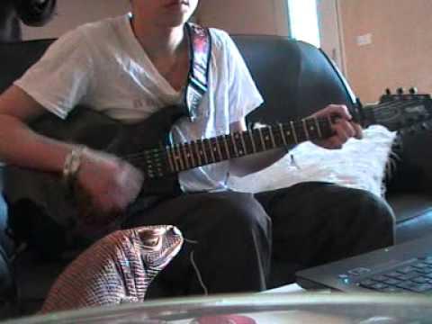 Indochine - Electrastar guitare