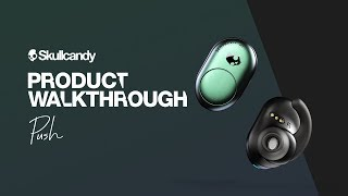 Featuring an innovative design and intuitive controls, Push brings ...