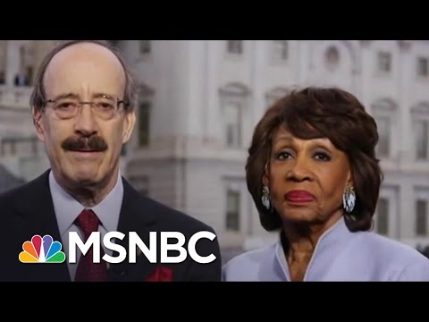 Maxine Waters: I Don't Choose To Honor President Trump At Joint Address | MSNBC