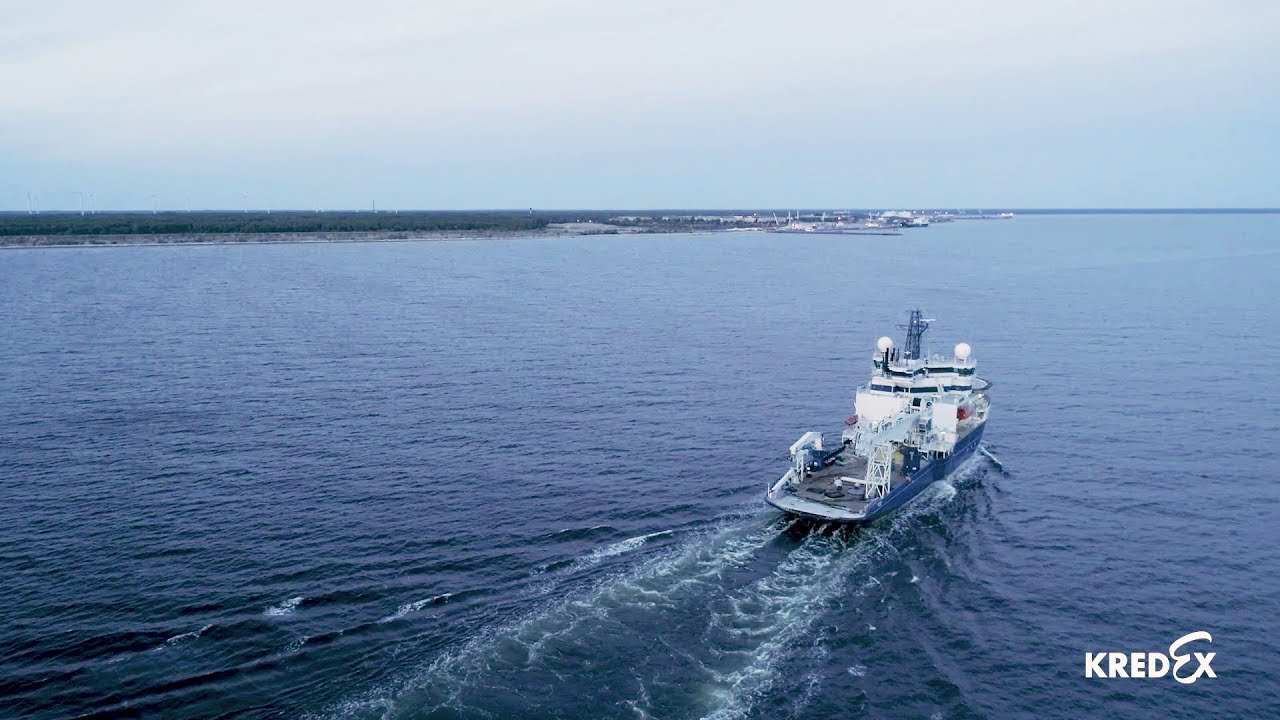 KredExi kliendilood: SRC Group AS on juhtiv merendussektori teenusepakkuja