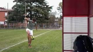 Freestyle calcio. I 4 minuti