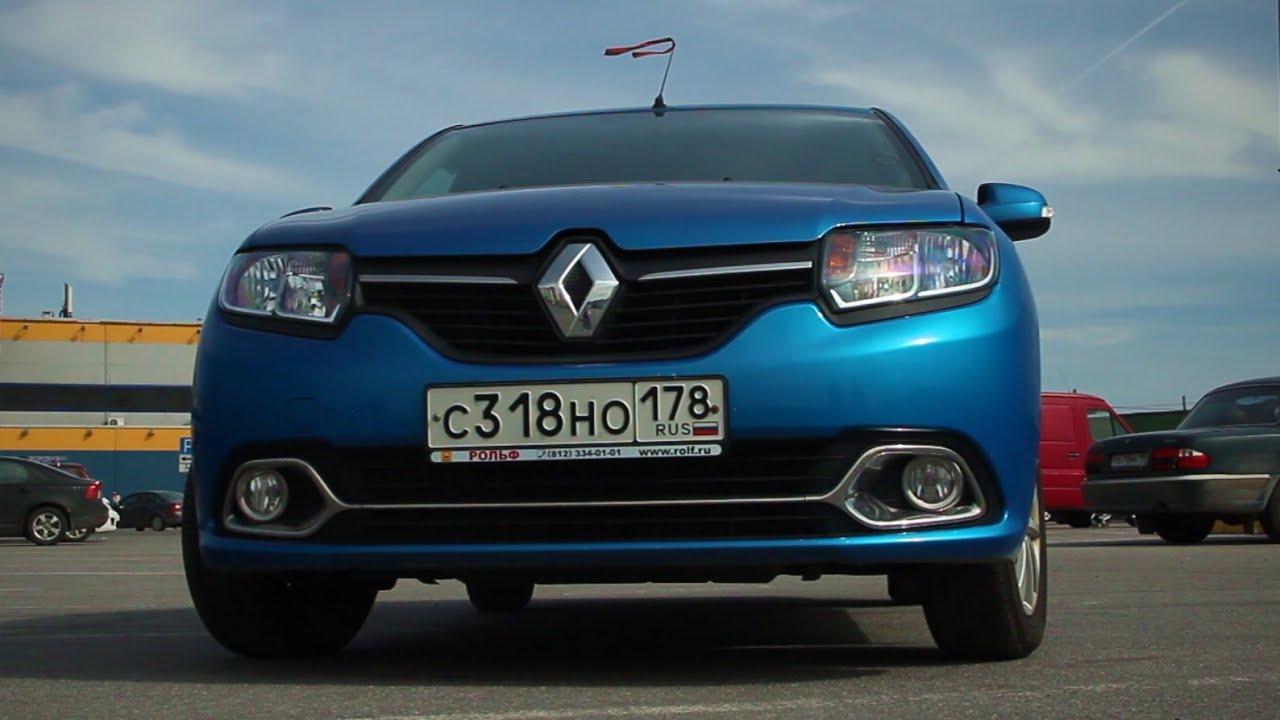 Download Обзор Renault Logan 2
