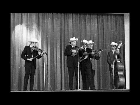 Bill Monroe & His Bluegrass Boys - Live At The  Grand Ole Opry