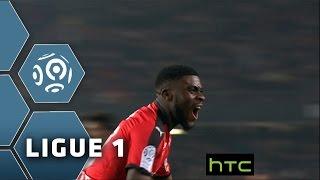 But Jeremie BOGA (82') / Stade Rennais FC - Olympique Lyonnais (2-2) -  / 2015-16