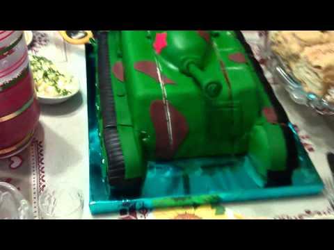 Праздничные торты на заказ от кондитерской Каприз Н