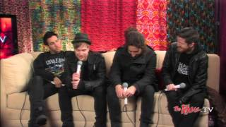 Baixar The Rave TV interview with Fall Out Boy